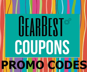 Coupons and promotional codes: we buy on GearBest cheaper!